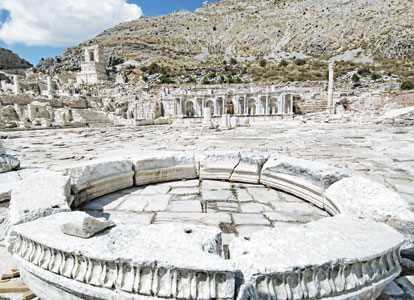 Exhibition reveals ancient heritage of Sagalassos