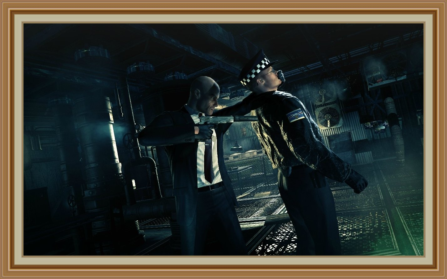 Hitman 5 Absolution PC Game Screenshot 2 By Farhankayani.Blogspot.com