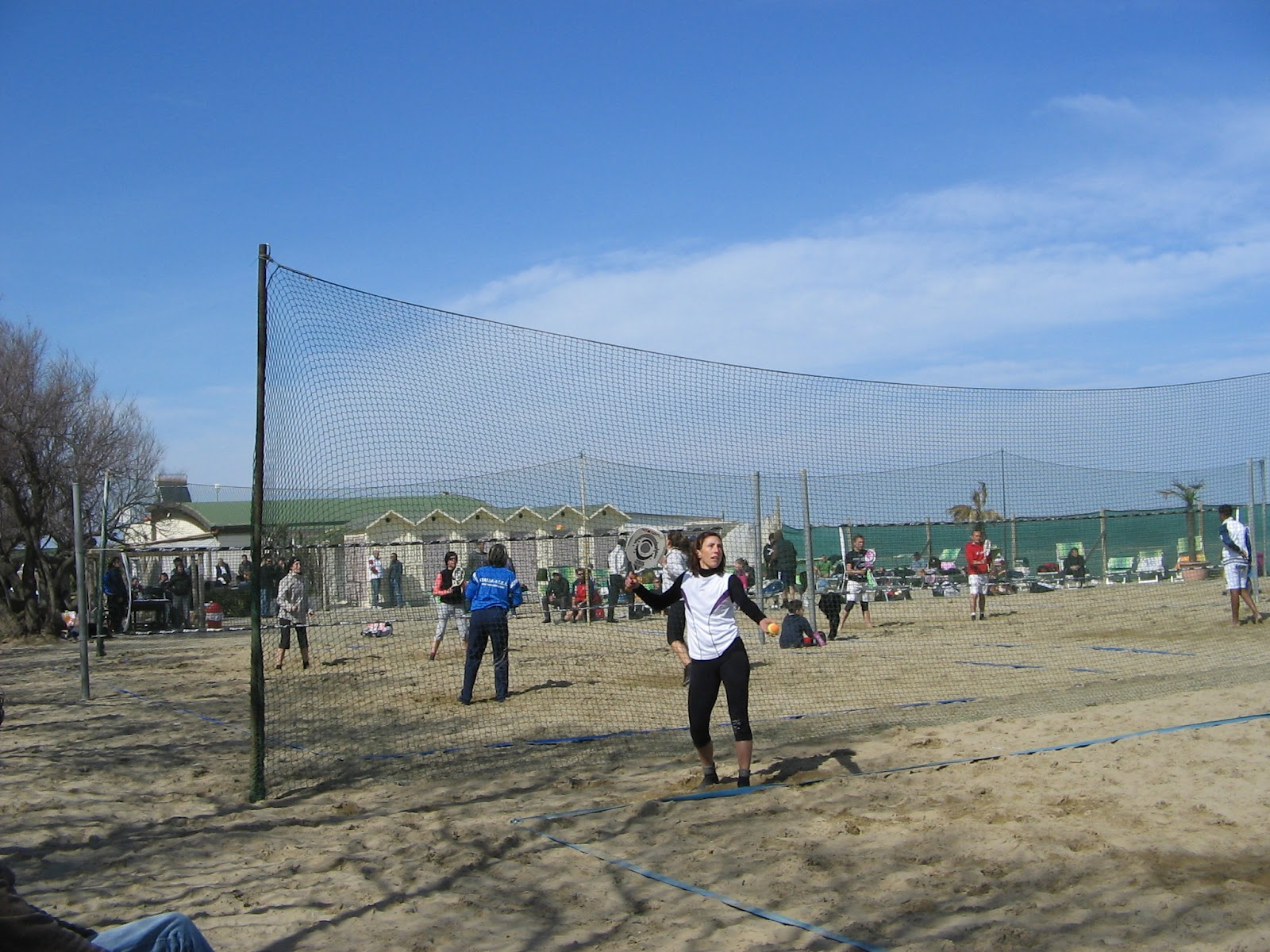 Living ravenna beach tennis ravenna pasquetta al bagno - Bagno caesar lido adriano ...