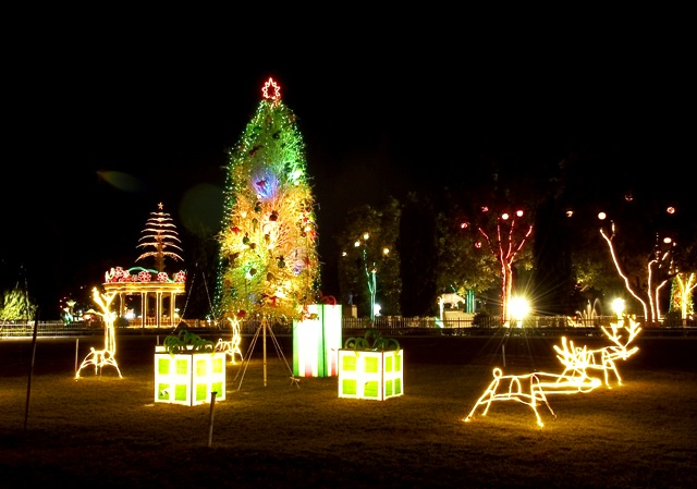pototan iloilo kicks off the holiday season with the longtime tradition of christmas lights display on december 16 2010 6 pm at the municipal plaza