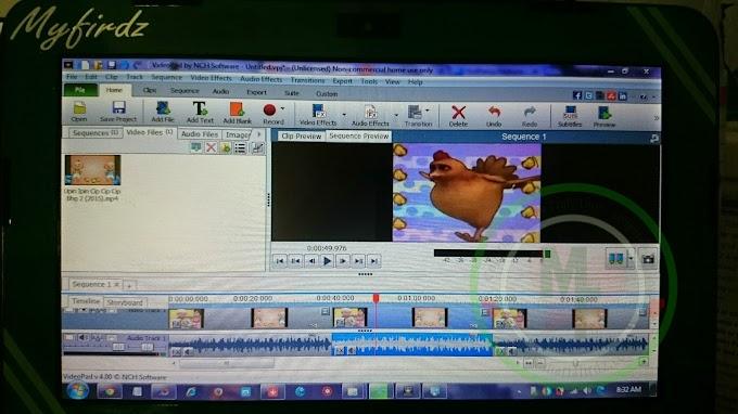 Edit Video Untuk Anak!