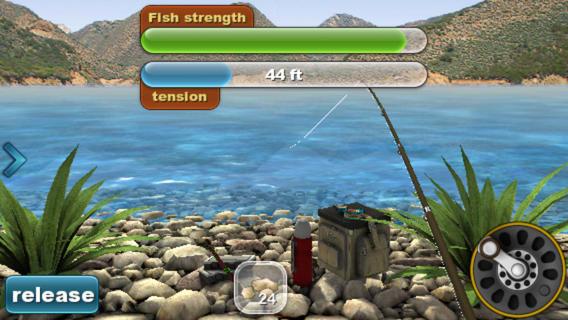 fishing paradise 3d рыбалка