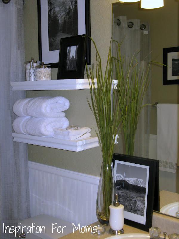 i finished it friday guest bathroom remodel inspiration for moms