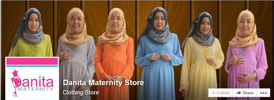kedai baju mengandung online