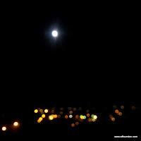 Bright moon