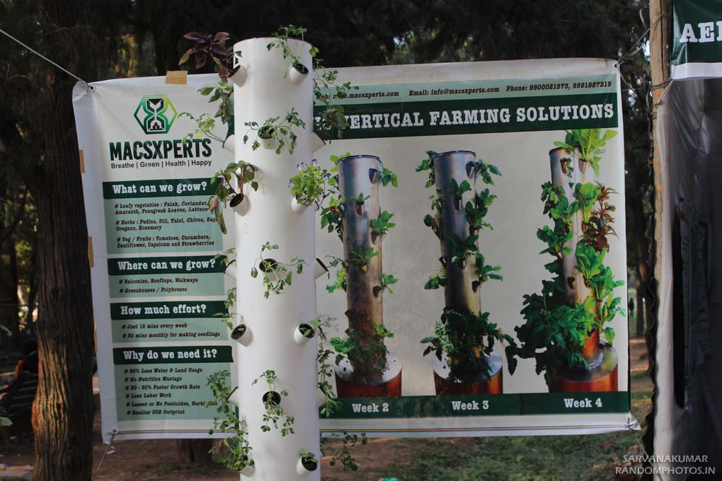 Vertical Farming Solution
