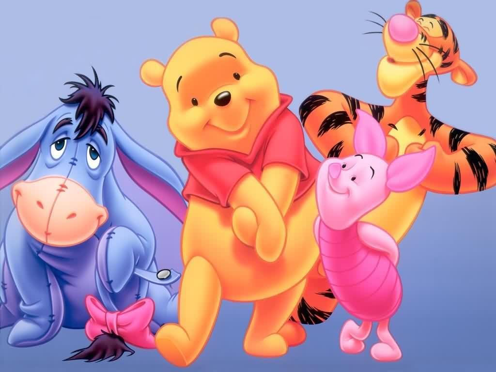 Miranda Leblanc: winnie the pooh hd