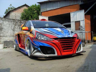 modifikasi yaris