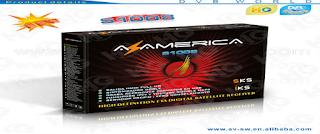 azamerica s1008 atualização