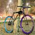 Outra solução contra roubo: Bicicleta de Trava
