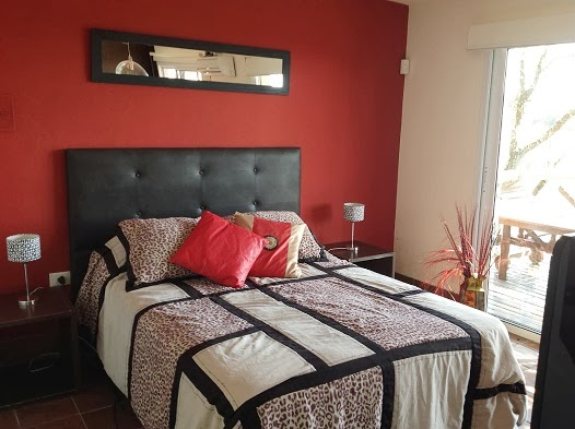 Tilos - Dormitorio principal