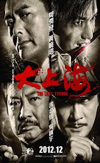 Ver online: The Last Tycoon (大上海 / 大上海) 2012
