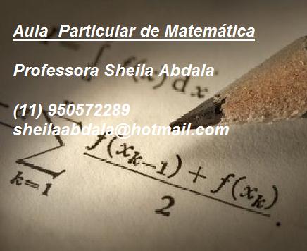 Venha aprender matemática!!!