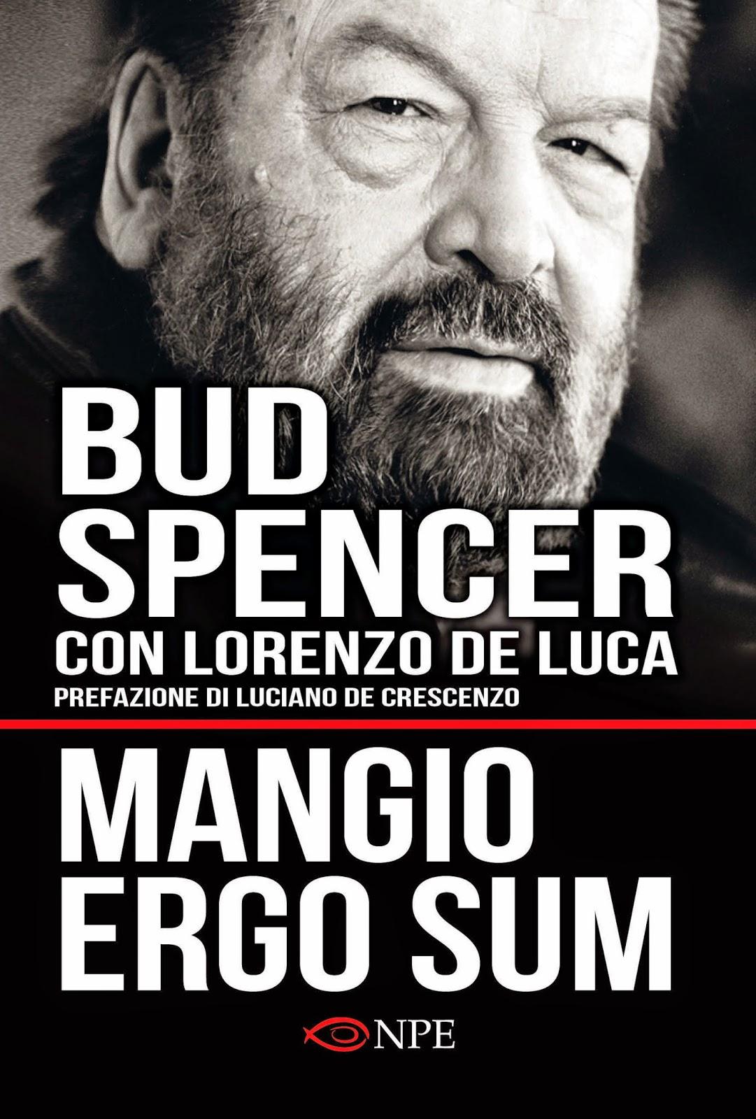 INTERVISTA A LORENZO DE LUCA, AUTORE CON BUD SPENCER DI MANGIO ERGO SUM