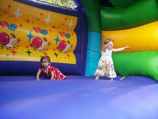 bouncing sisters