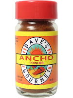 dried ancho pepper powder