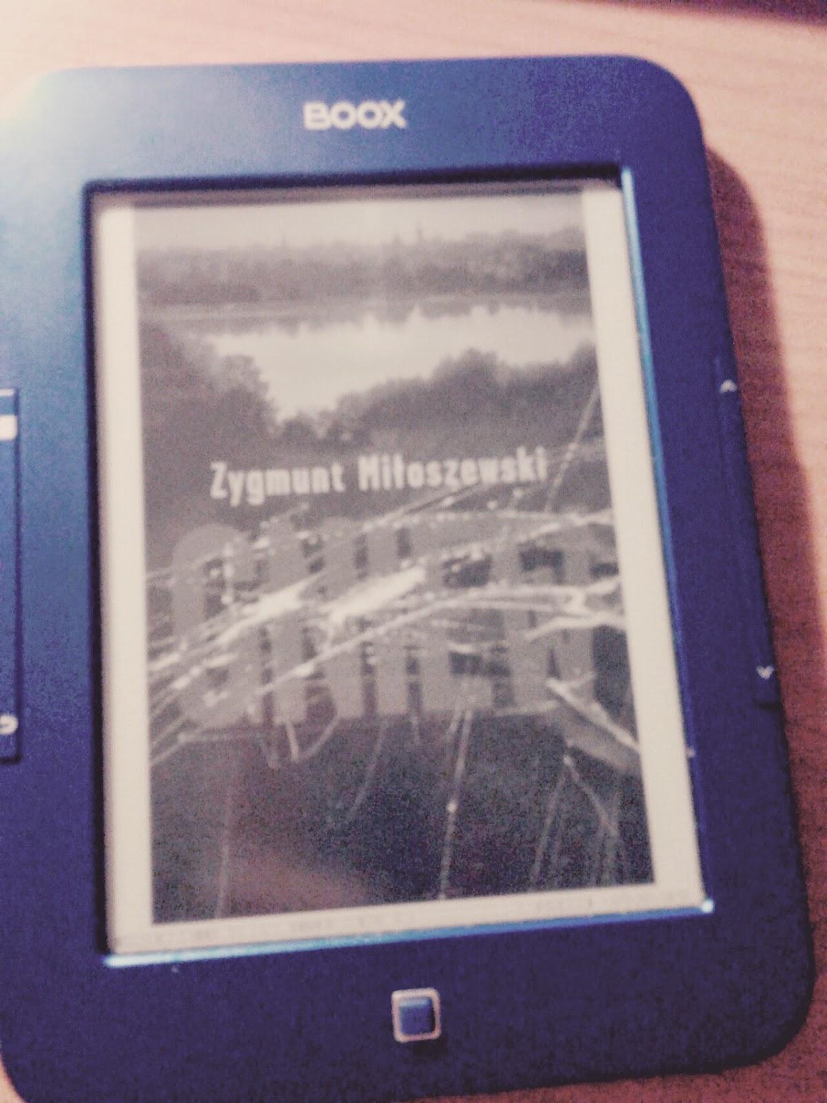 """""""Gniew"""" Zygmunt Miłoszewski"""