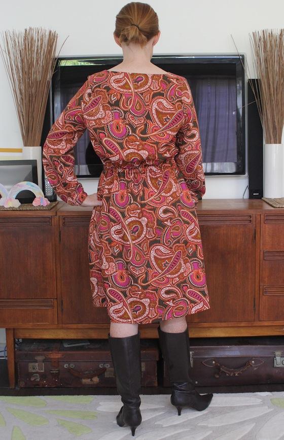 Burda-2-2013-#133-dress