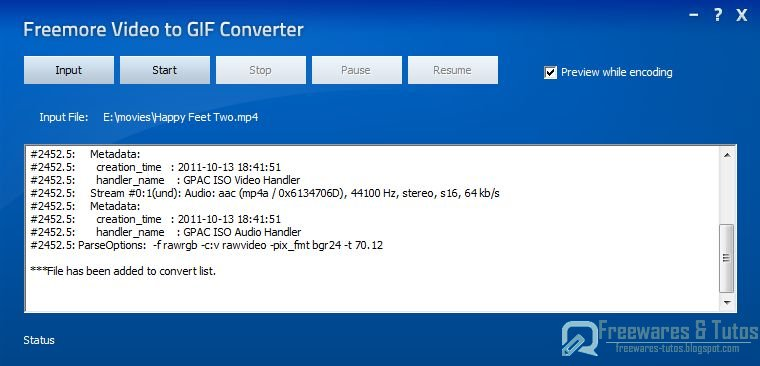 convert pdf to tiff c open source