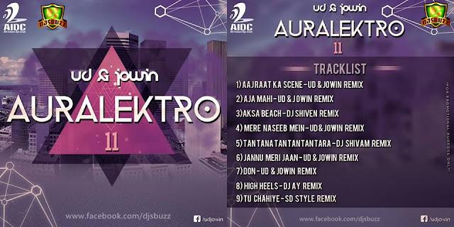 AURALEKTRO VOL.11 - DJ UD & JOWIN