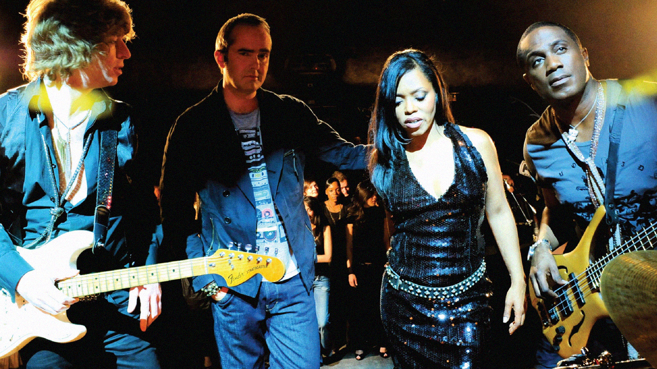 The Brand New Heavies - I Don't Know Why I Love You