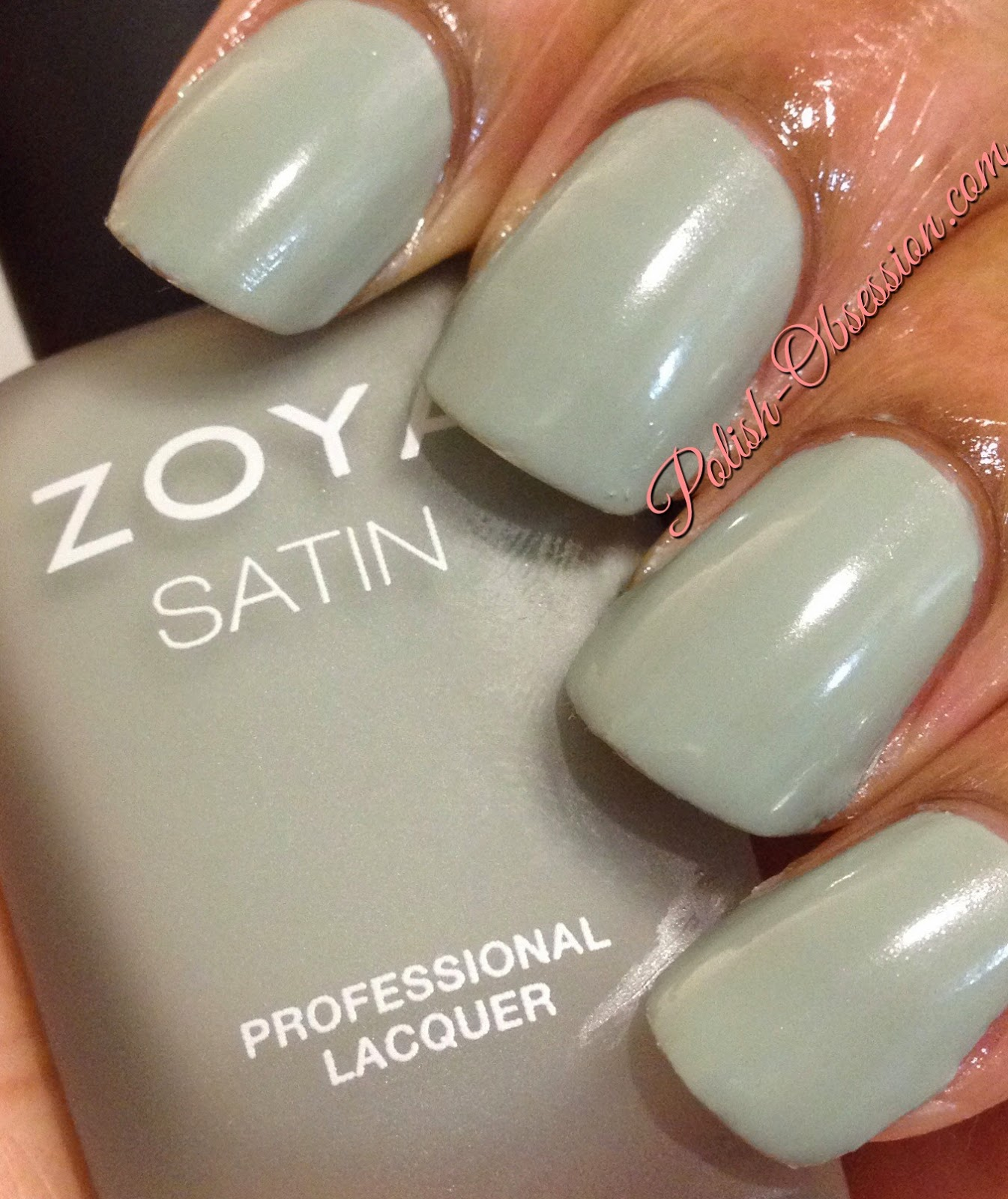 Zoya Naturel Satins - Swatches & Review | Polish Obsession