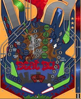 Download igra Pinball Dreams Lite za iPhone, iPad, iPod Touch