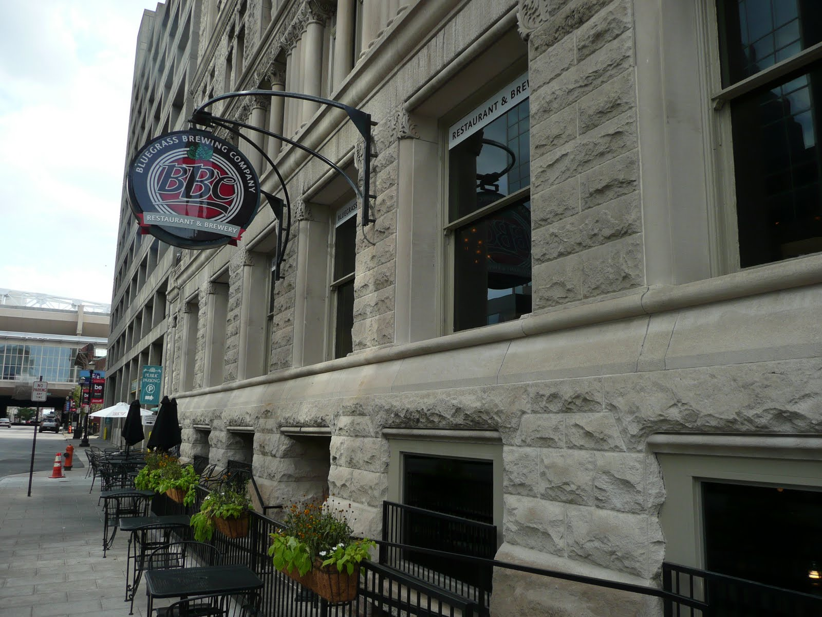Bluegrass Brewing Co - Restaurant - 300 West Main Street, Louisville, KY, United States