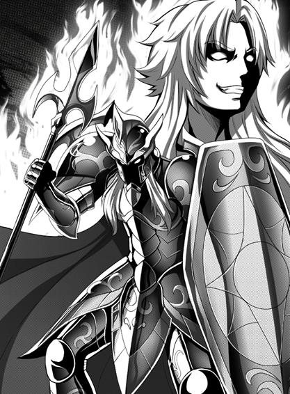 """Saint Seiya """"Gold Saint: Ares Chapter"""" Ares%2B-%2Bsaint%2Bseiya"""