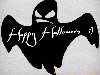 happy halloween day messages
