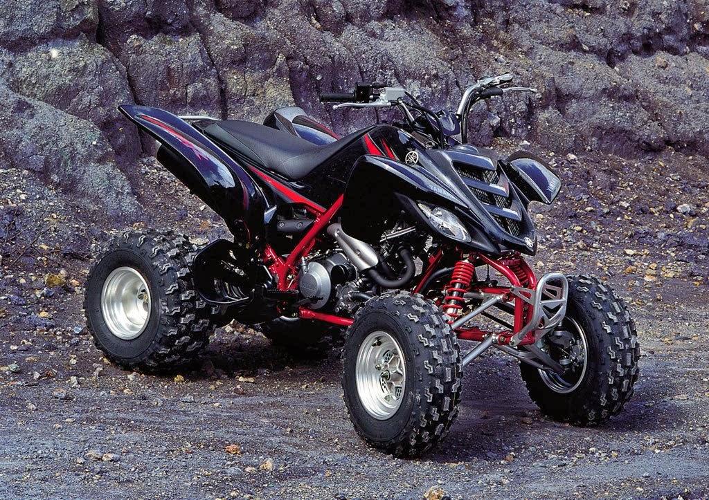Latest Yamaha YFZ 450  ATV Bike Images
