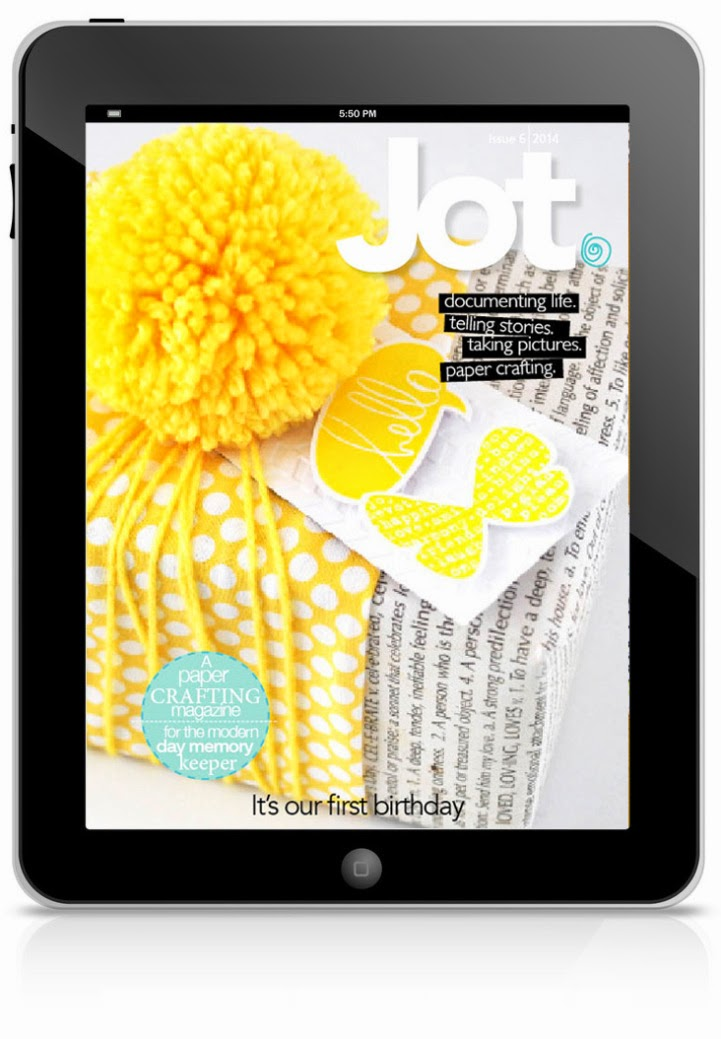 Jot Magazine - issue 6