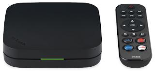 D-Link Media Streamer, Vudu, Netflix, Roku