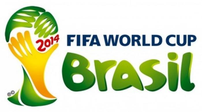 Logo Mistrzostw Świata w piłce nożnej Brazylia 2014