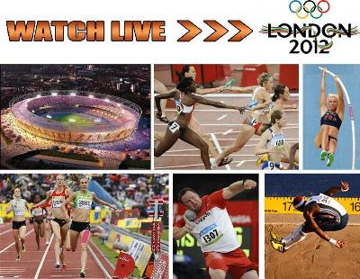 London Olympic Sport Events Live Telecast