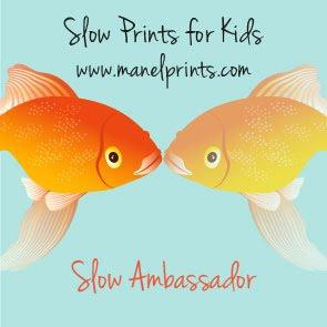 Slow Ambassador voor Manel Prints