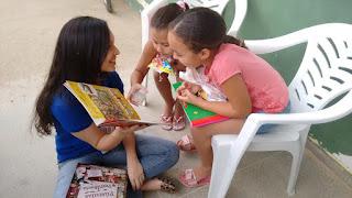 Projeto de extensão da UFCG promove conhecimento sobre o SUS de forma lúdica em Cuité