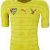 Puma divulga as novas camisas da seleção da Togo