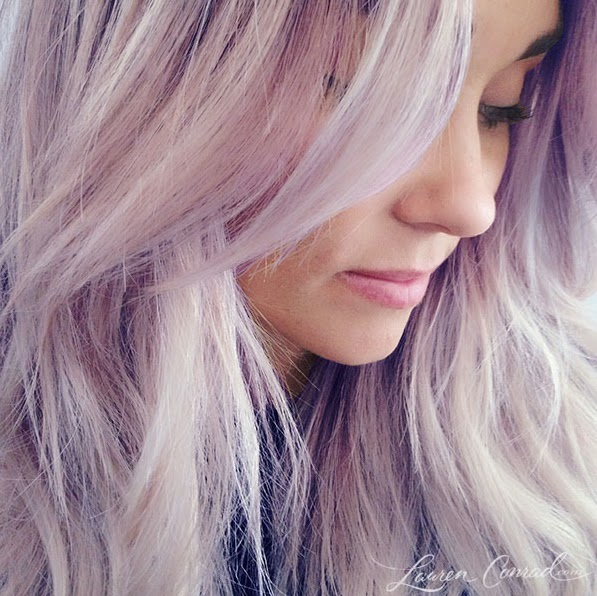 how to get purple out of blonde hair