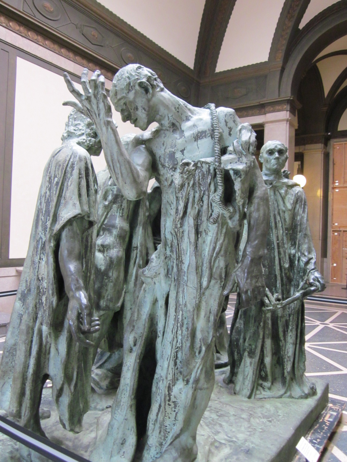 The city of Calais commissioned Rodin to do a piece depicting an incident that took place during the Middle Ages. The city of Calais France was attacked ... & Delco Daily Top Ten: Top 10 Reasons To Think About Visiting the ... pezcame.com