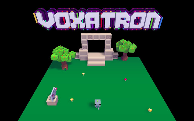 Voxatron [Lexaloffle Games]