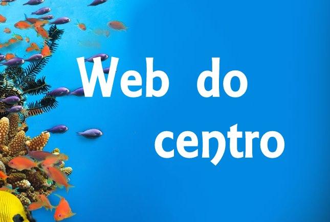 Web do centro