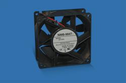 New Energy Efficient Low Noise DC Cooling Fans NMB