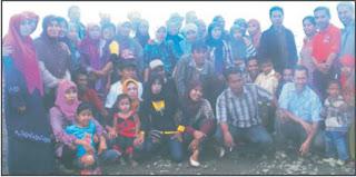 Reuni Alumni 'Mantuma' 1994, Pererat Silaturrahmi