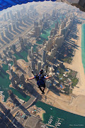 Feb 21, 2013 Adventure, Cityscape, Dubai, Sky (skydiving over dubai)