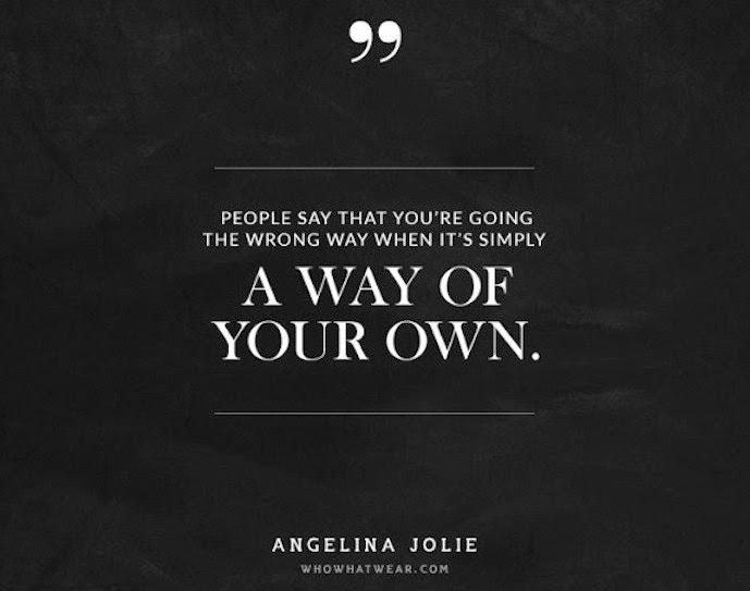 angelina jolie inspirational quote