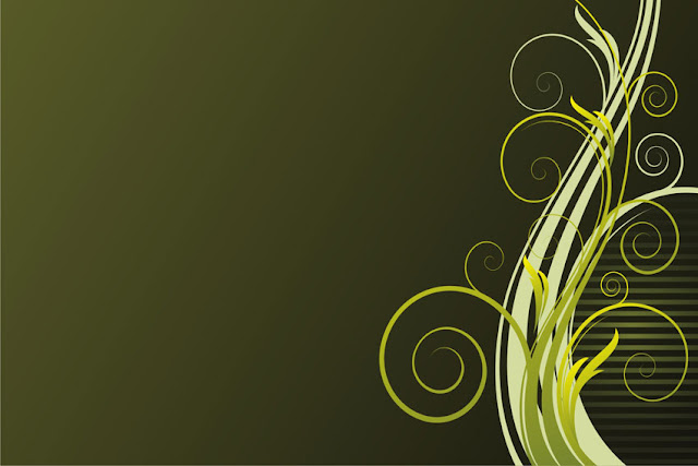 Swirl Background for Wedding Invitation