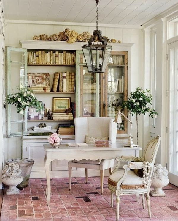 Comment cr er un style cottage chic d cor de maison for Cottage anglais deco