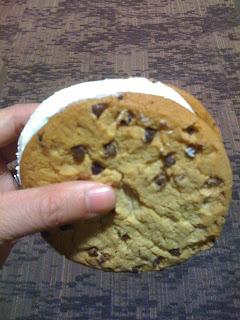 Klondike - Ice Cream Cookie Sandwich - Giant Cookie