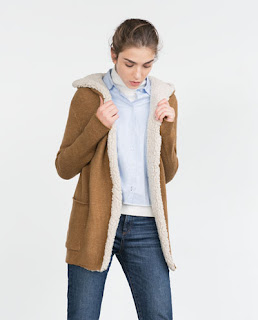 chaqueta borrego